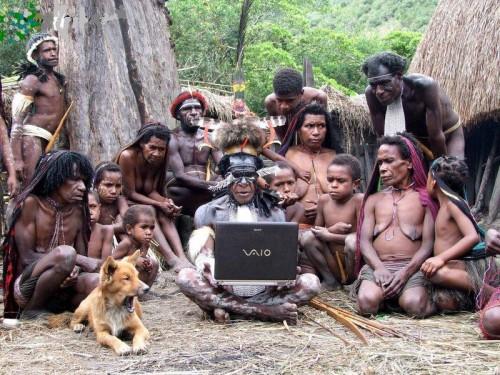 Headman Barney Enjoys FFFF with Family