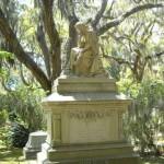 """""""Eliza Wilhemina Theus"""" died 1895"""