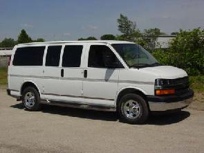 To some folks it's just an ordinary van...