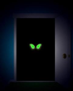 Ed left the closet door open again...