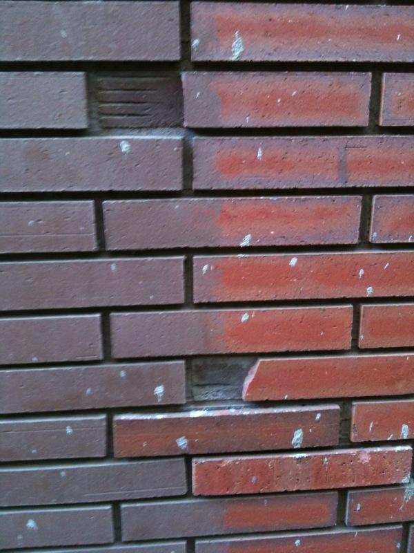 Modern brick veneer for Modern brick veneer