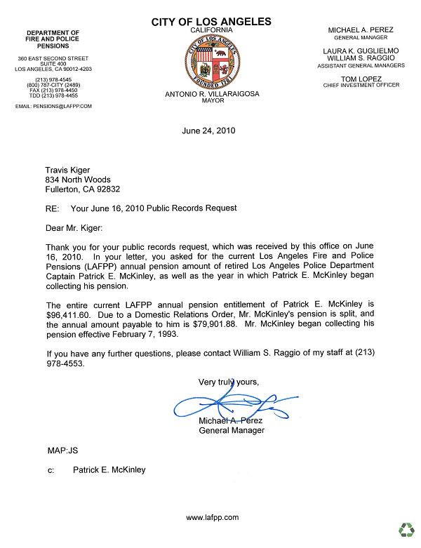 pension award letter the 215 000 friends for fullerton s future 23927 | McKinley LAFPP