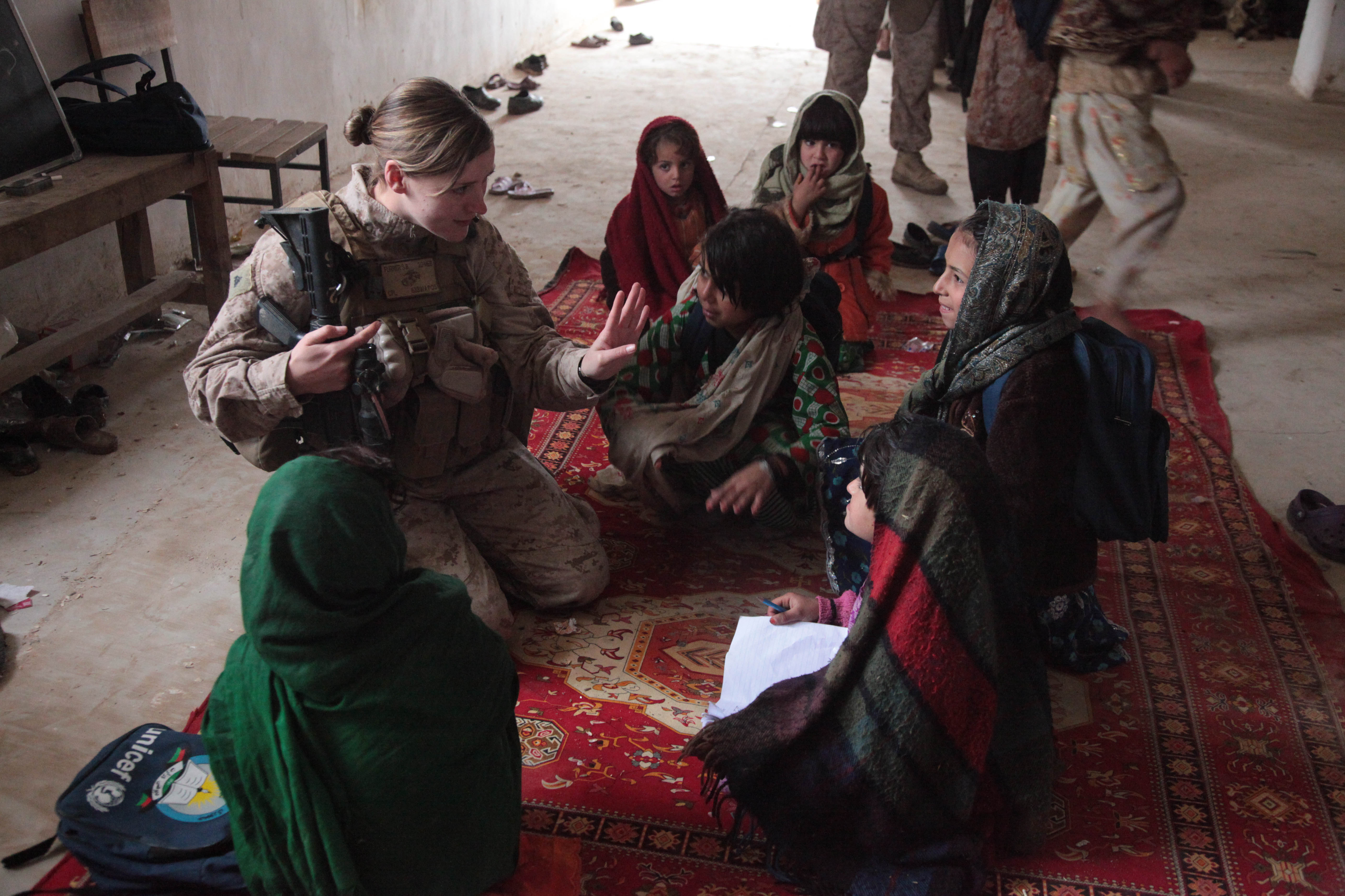 marine hindu single women The first two infantry women in the marines were assigned on january 5 to get into the group zayn malik's new single entertainer.