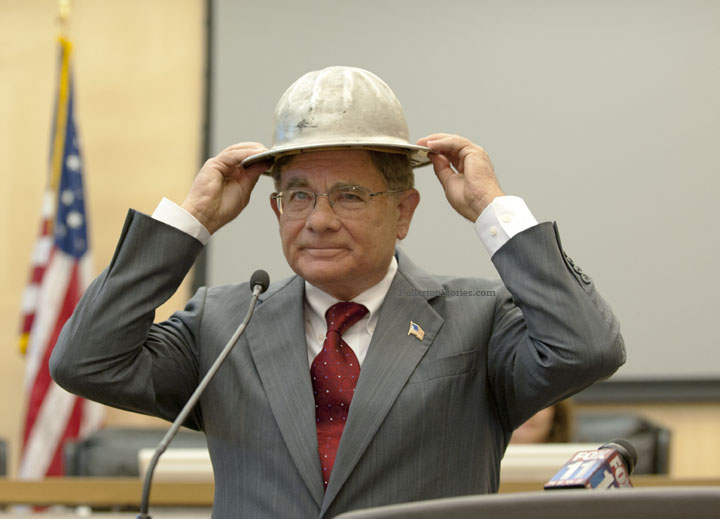 Chaffee Gets a Hat