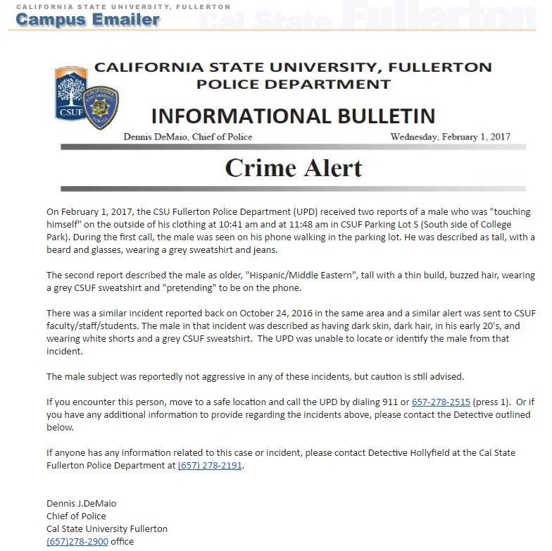 Free Resume Format » fullerton police report   Resume Format