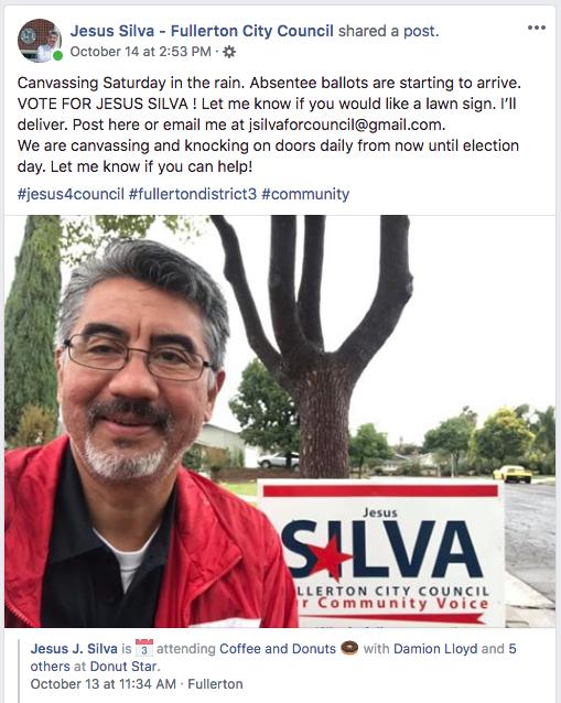 Silva 2018 Meddling