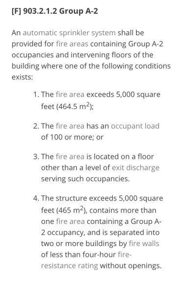 2016 Building Fire Code