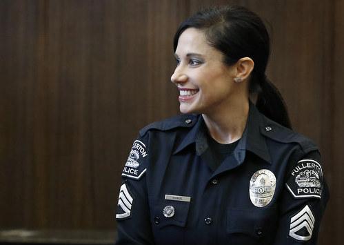 Sgt. Kathryn Hamel