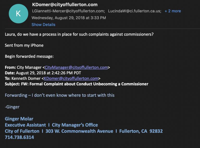 Cox Complaint