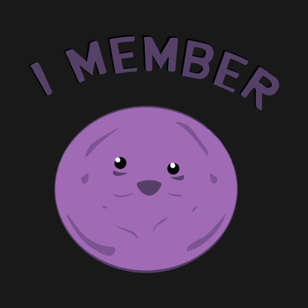 I member