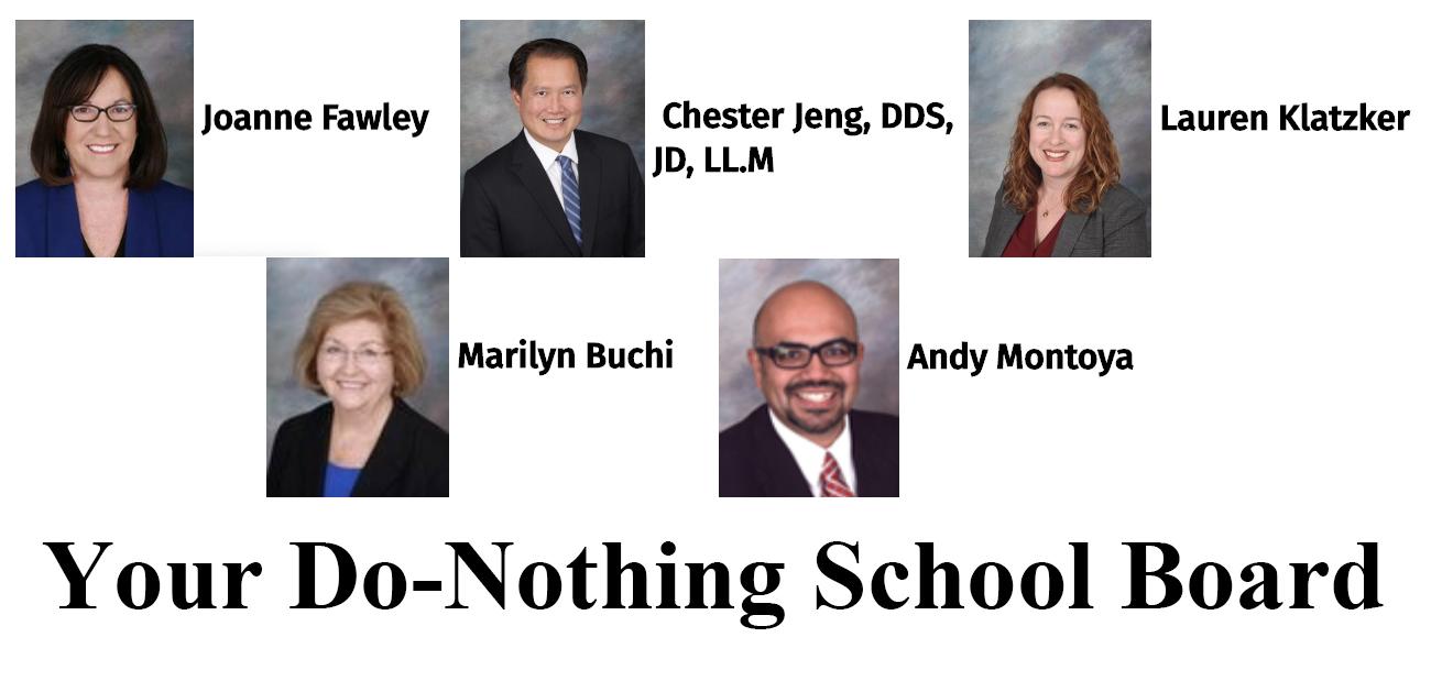 FUHSD School Board