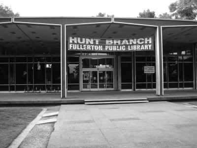 Fullerton Hunt Library