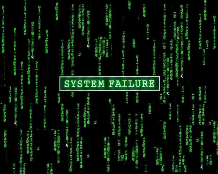 System Failure Matrix