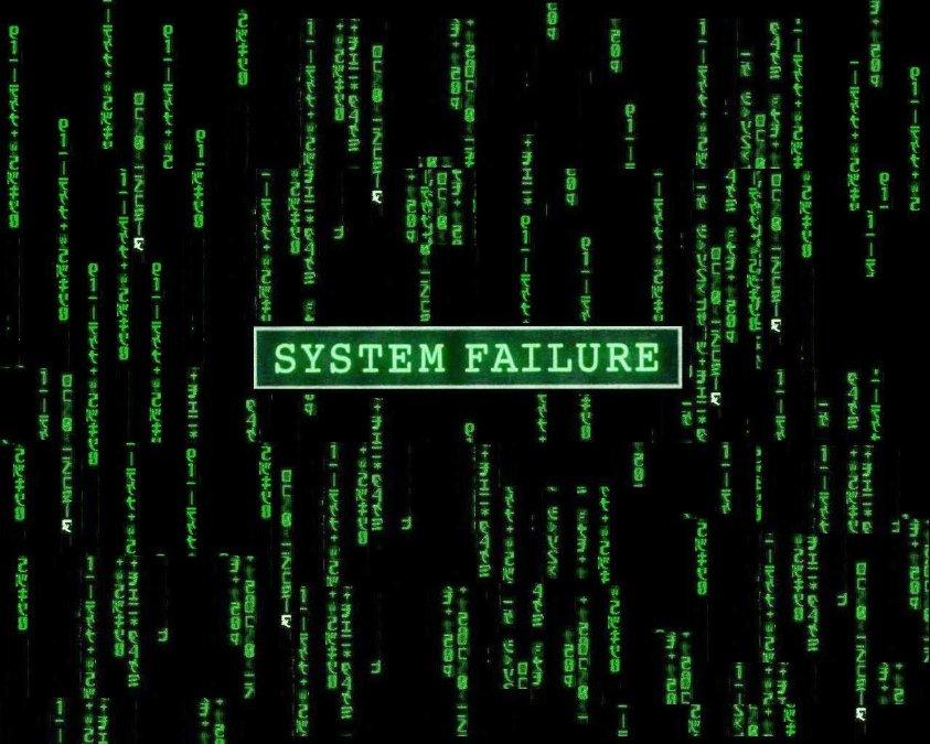 System Failure Matrix
